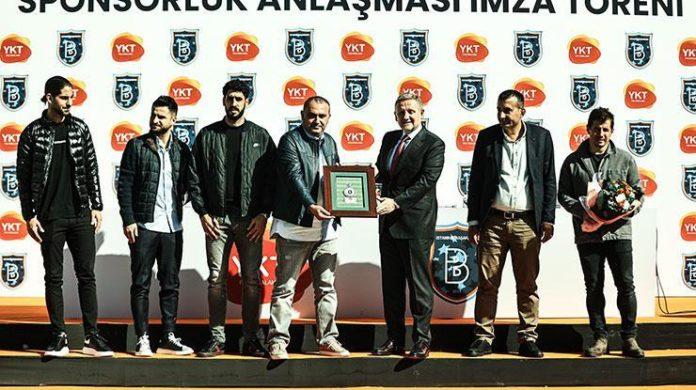 Başakşehir Futbol Kulübü'ne yeni sponsor