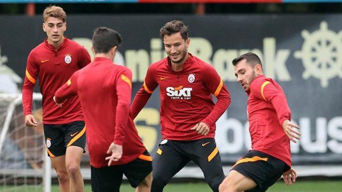 Galatasaray Konyaspor maçı hazırlıklarına başladı
