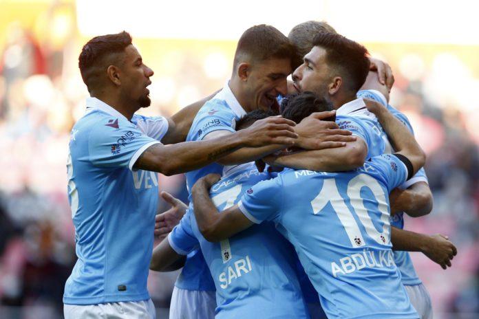 Trabzonspor'dan son 7 sezonun en iyi savunması