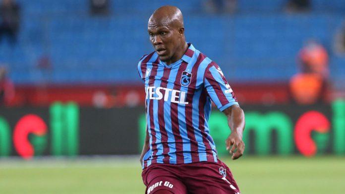 Trabzonspor'da Nwakaeme için gol zamanı