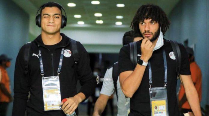 Galatasaray transfer haberi: Mostafa Mohamed'den Elneny paylaşımı