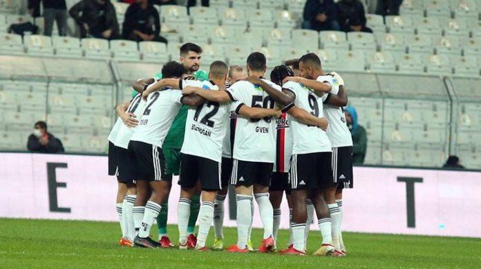 Beşiktaş'ın Başakşehir maçı muhtemel 11'i