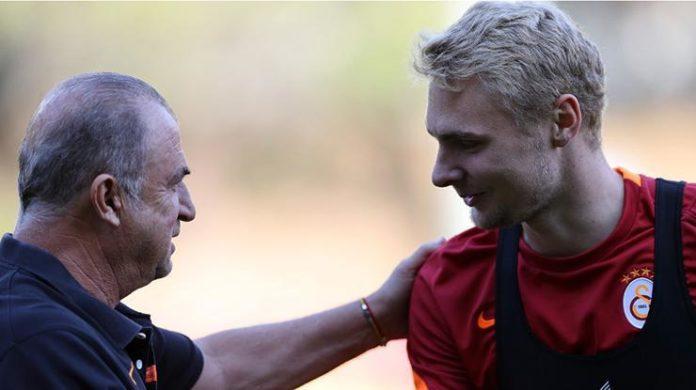 Victor Nelsson: Galatasaray benim için büyük fırsat