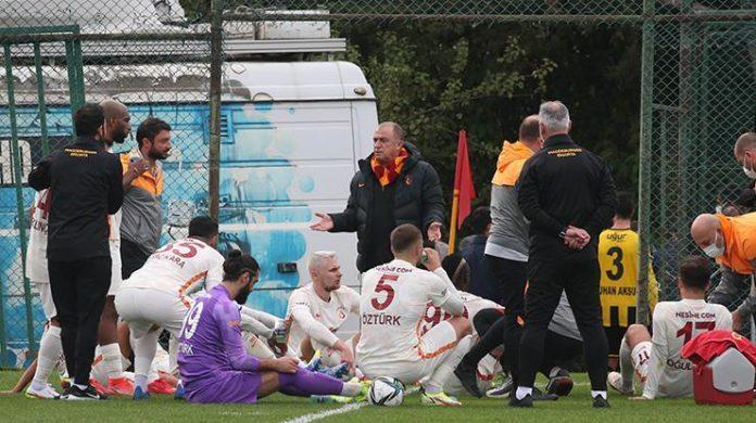 Galatasaray'dan 22 günde 6 zorlu maç!