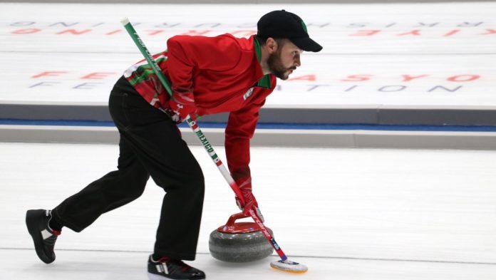 Curling: Türkiye-Brezilya: 10-5