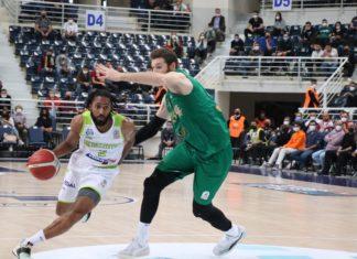 Merkezefendi Belediyesi Basket – Semt77 Yalovaspor: 73-87