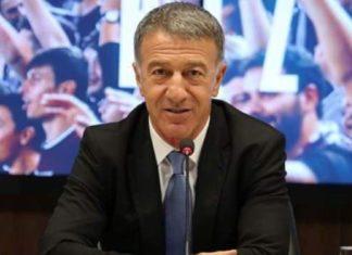 Trabzonspor Başkanı Ahmet Ağaoğlu: Sadece 1 maç kazandık