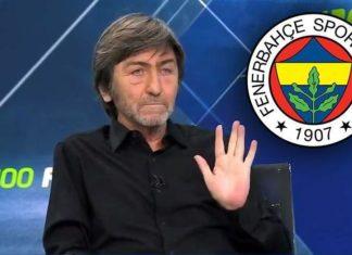 Rıdvan Dilmen: Fenerbahçeliler hiç üzülmesin!