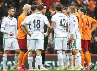 Konyaspor'dan Galatasaray'a: Merakla bekliyoruz