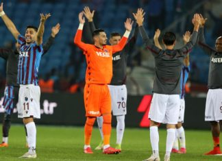 Trabzonspor'da tarihi namağlup serisi