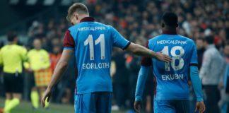 Trabzonspor'dan ayrılmak isteyen bin pişman…