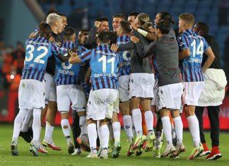 Trabzonspor rekorla zirveye yükseldi