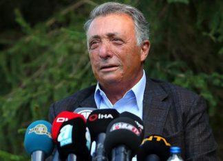 Beşiktaş Başkanı Ahmet Nur Çebi'den Sporting Lizbon açıklaması: Benim güvenim tam