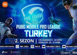 150.000 dolar ödül havuzlu PUBG MOBILE Pro League Türkiye 2. Sezon heyecanı sürüyor