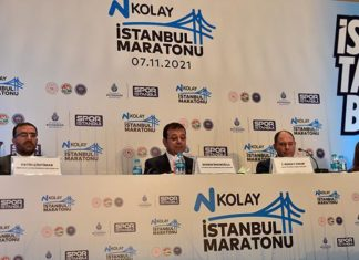 43. İstanbul Maratonu'nun basın toplantısı yapıldı