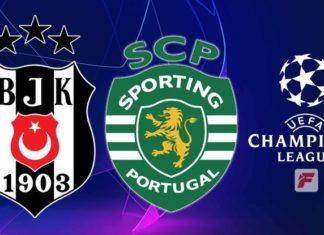 Beşiktaş-Sporting Lizbon maçı ne zaman, saat kaçta, hangi kanalda? BJK-Sporting ilk 11'ler