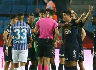 Fenerbahçeli futbolcu Kim Min Jae'den kırmızı kart açıklaması
