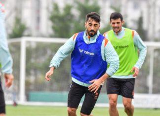 Başakşehir, Antalyaspor maçı hazırlıklarını sürdürdü