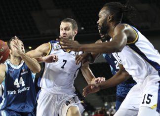 Basketbol: ULEB Avrupa Kupası – Türk Telekom: 73 – Boulogne Metropolitans 92: 65