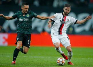 Beşiktaş, Şampiyonlar Ligi'nde yine kayıp! Sergen Yalçın ile galibiyet yok…