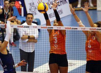 Aydın Büyükşehir Belediyespor-Mert Grup Sigorta maç sonucu: 2-3