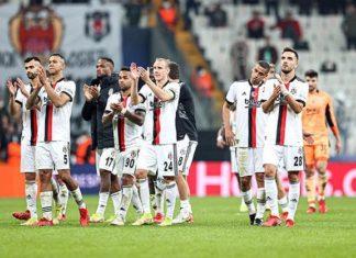 Beşiktaş için Şampiyonlar Ligi'nde tur atlamak artık çok zor! Hedef üçüncülük!