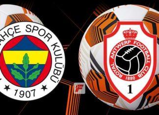 Fenerbahçe – Antwerp maçı ne zaman, saat kaçta, hangi kanalda?