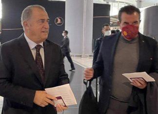 Galatasaray, Rusya'ya gitti