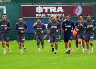 Trabzonspor idmanında 3 eksik!