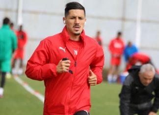 Sivasspor, Adana Demirspor maçının hazırlıklarını sürdürdü