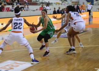 Çukurova Basketbol-AZS UMCS Lublin maç sonucu: 98-75