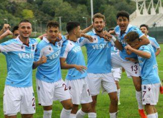 UEFA Gençlik Ligi'nde Trabzonspor, Zvijezda 09'u 2-0'la geçti!