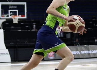Nesibe Aydın Kadın Basketbol Takımı'nda koronavirüs şoku yaşanıyor