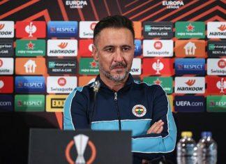 Fenerbahçe Teknik Direktörü Vitor Pereira: Türkiye'ye bahane üretmeye gelmedim
