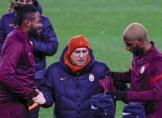Galatasaray'da UEFA Avrupa Ligi için hedef en az 4 puan