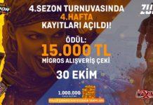 Migros Espor Zula Turnuvası Eğlendirirken Kazandırıyor