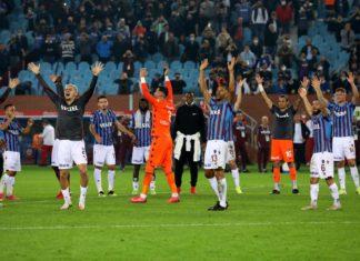 İzmir'de farklı Trabzonspor
