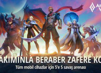 Arena of Valor: Yeni Çağ, Türkiye'ye geldi!