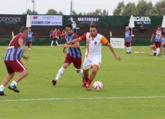 Eski milli futbolcular, Antalya'da turnuvaya katılacak