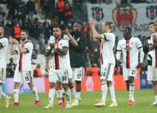 Beşiktaş derbiye tam kadro!