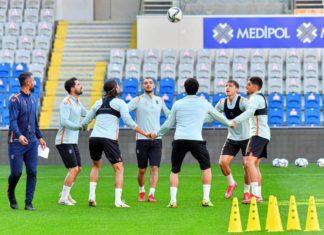 Başakşehir, Antalyaspor maçının hazırlıklarına devam etti