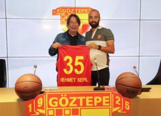 Göztepe'de basketbol şubesi yeniden yapılandırıldı