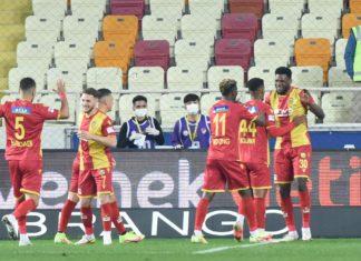 (ÖZET) ÖK Yeni Malatyaspor-Altay maç sonucu: 2-1