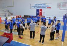 Sorgun Belediyespor'da Galatasaray mesaisi sürüyor
