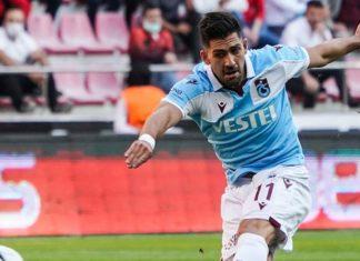 Trabzonspor'da tüm planlar Bakasetas üzerine