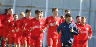 Sivasspor, Adana Demirspor maçının hazırlıklarını tamamladı