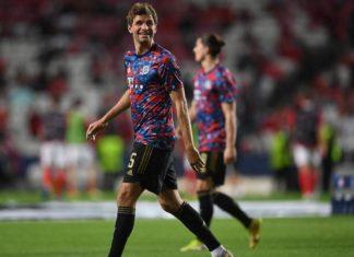 Thomas Müller'den Galatasaray paylaşımı