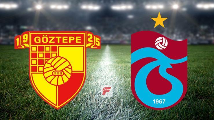 Göztepe-Trabzonspor maçı (CANLI)