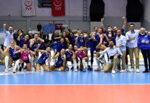 Sarıyer Belediyespor-Karayolları maç sonucu: 3-2